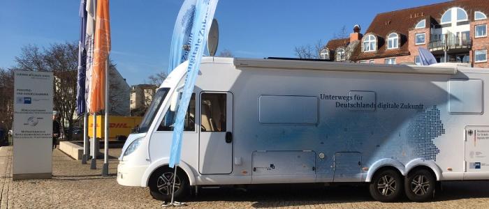 Digitalisierung – Breitbandinitiative IHK Schwerin | 28. März 2017 | Schwerin