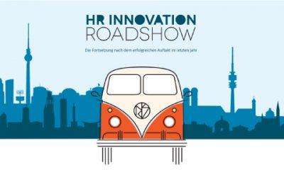 HR Innovation Roadshow | 24. Oktober 2017 | Köln