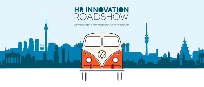 HR Innovation Roadshow | 24. Oktober 2017 | Köln