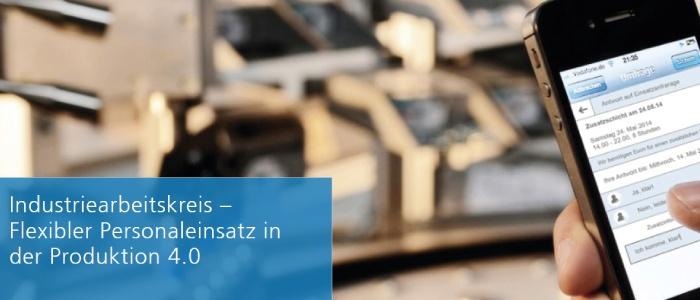 8. Industriearbeitskreis bei Fa. Wittenstein | 14. März 2017 | Igersheim