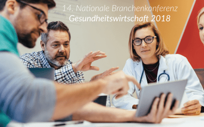 14. Nationale Branchenkonferenz Gesundheitswirtschaft