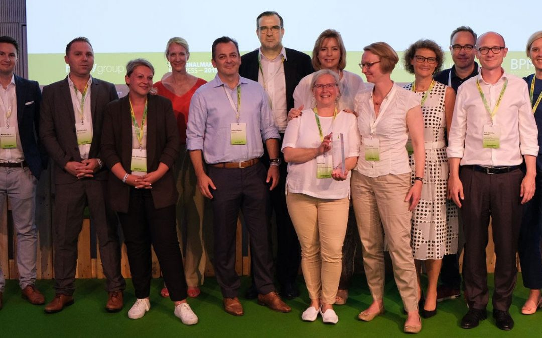 Gewonnen: Vote2Work holt den HR-Start-up Award 2019