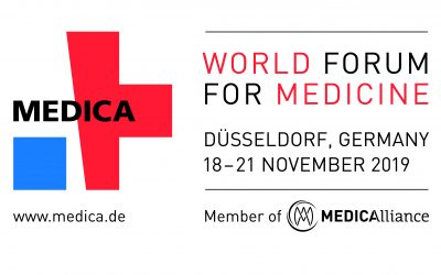 Medizinmesse: MEDICA | 18. – 21. November 2019 | Düsseldorf