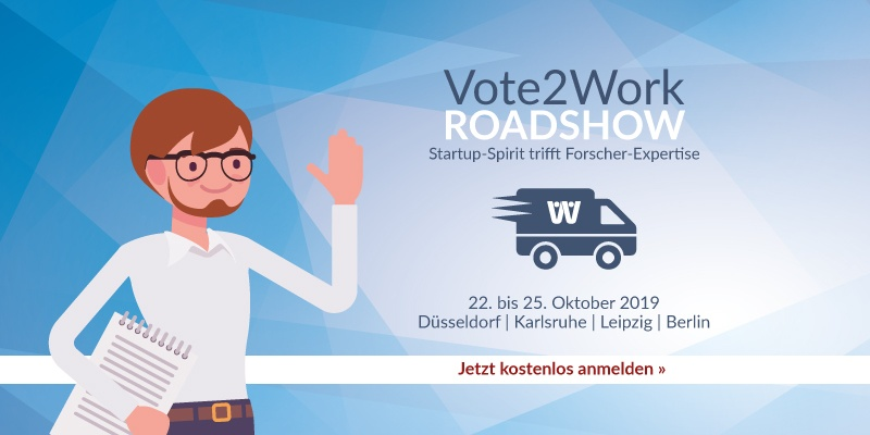 Vote2Work® Roadshow 2019