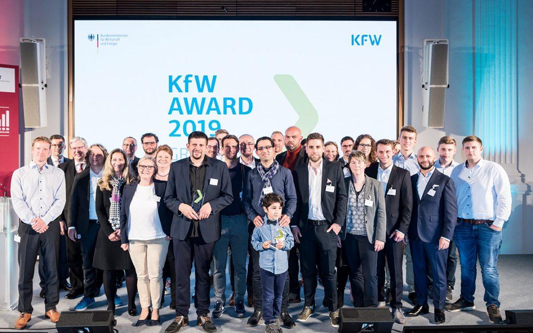 Vote2Work® gewinnt den KfW-Award Gründen für Mecklenburg-Vorpommern