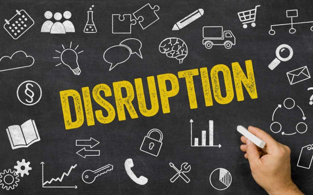 Was Sie über Disruption wissen sollten