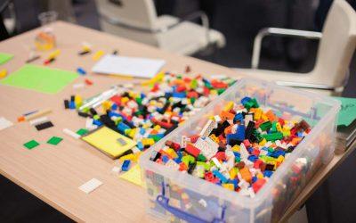 Arbeit 4.0: Warum spielen jetzt alle Lego?